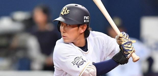 西野真弘 オリックス・バファローズ 内野手