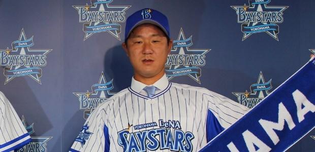 赤間謙 横浜DeNAベイスターズ 投手