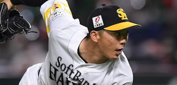 川原弘之 福岡ソフトバンクホークス 投手