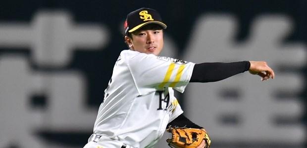 西田哲朗 福岡ソフトバンクホークス 内野手