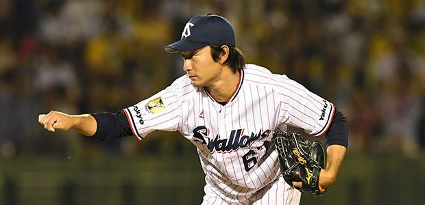 平井諒 東京ヤクルトスワローズ 投手