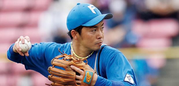 谷内亮太 北海道日本ハムファイターズ 内野手