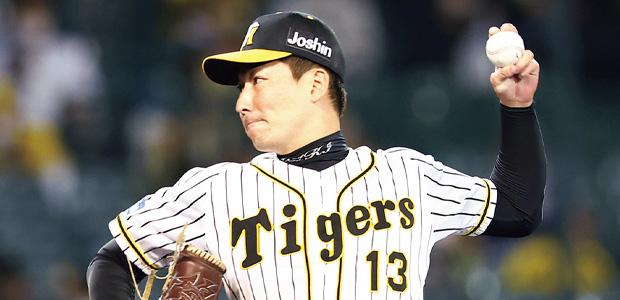 岩崎優 阪神タイガース 投手