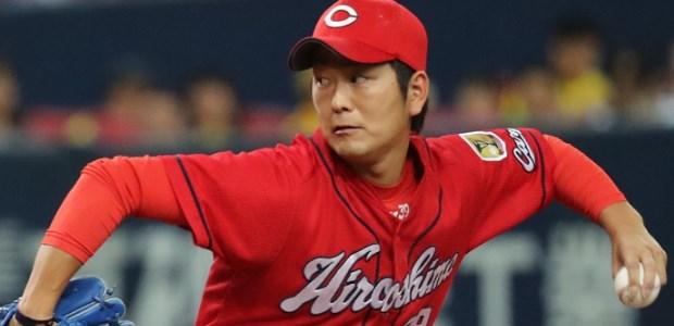 飯田哲矢 広島東洋カープ 投手