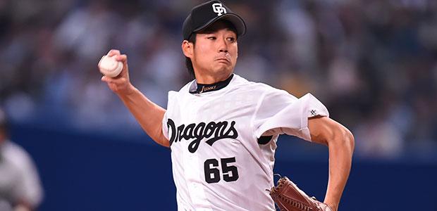 伊藤準規 中日ドラゴンズ 投手