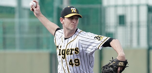 ジョー・ガンケル 阪神タイガース 投手