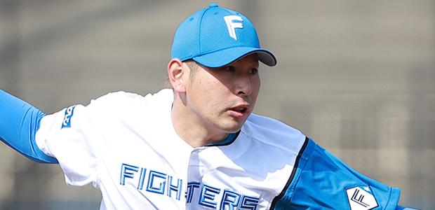 加藤貴之 北海道日本ハムファイターズ 投手