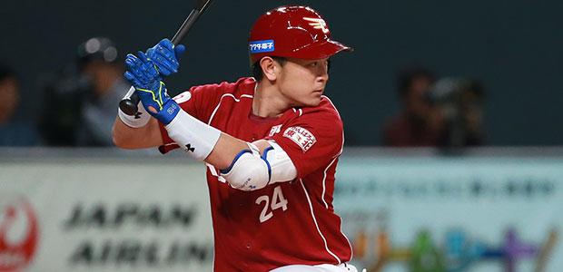 福田将儀  外野手