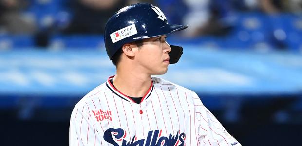 山田哲人 東京ヤクルトスワローズ 内野手