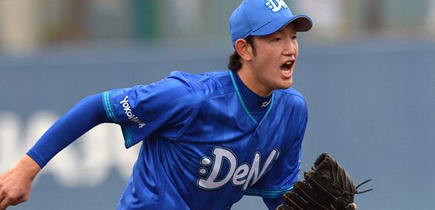 柿田裕太 横浜DeNAベイスターズ 投手