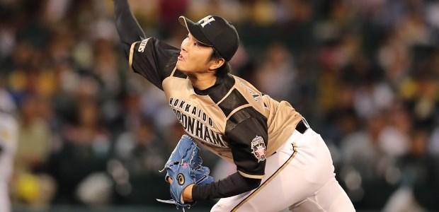 玉井大翔 北海道日本ハムファイターズ 投手