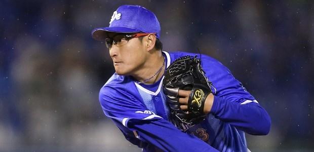 進藤拓也 横浜DeNAベイスターズ 投手