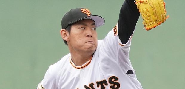 桜井俊貴 読売ジャイアンツ 投手