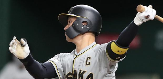坂本誠志郎 阪神タイガース 捕手