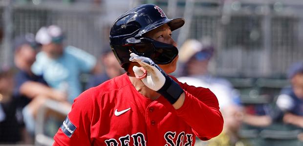 吉田正尚 オリックス・バファローズ 外野手