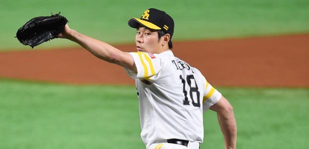 武田翔太 福岡ソフトバンクホークス 投手