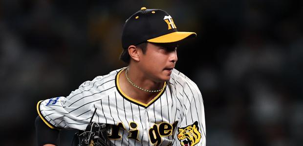 島本浩也 阪神タイガース 投手