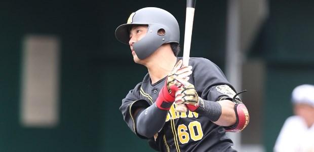 中谷将大 阪神タイガース 外野手