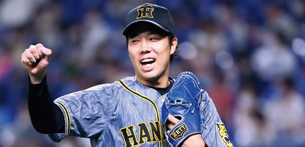 青柳晃洋 阪神タイガース 投手