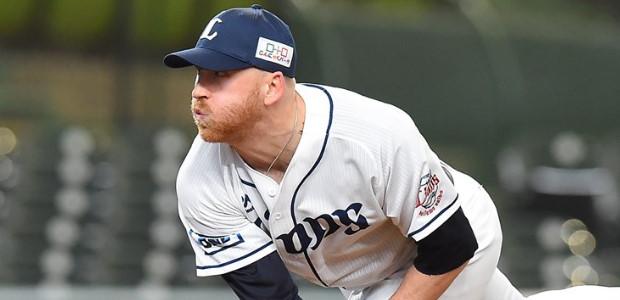 リード・ギャレット 埼玉西武ライオンズ 投手