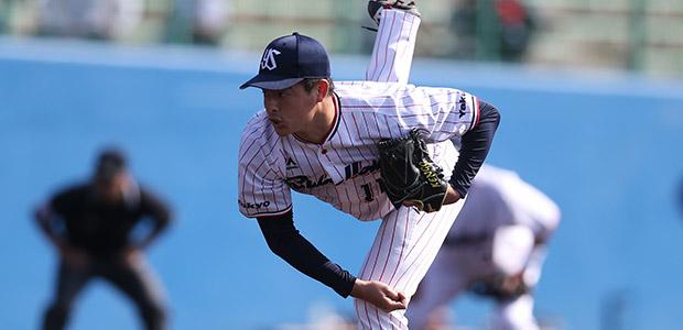 田川賢吾 東京ヤクルトスワローズ 投手