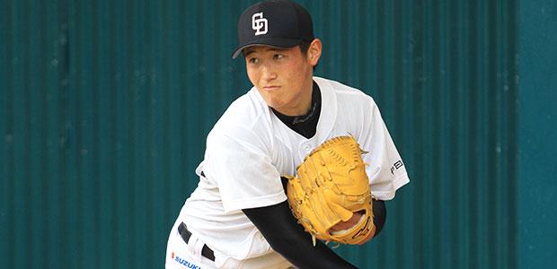 山本雅士  投手