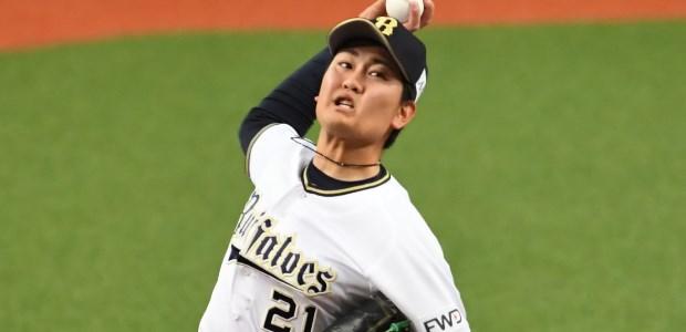 竹安大知 オリックス・バファローズ 投手