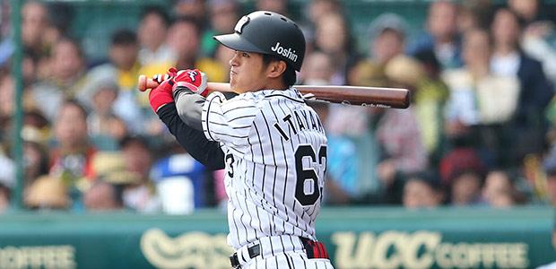 板山祐太郎 阪神タイガース 外野手