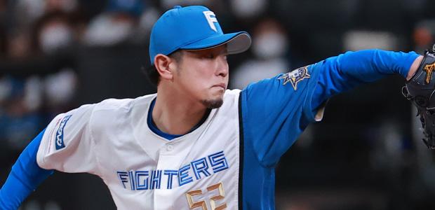 池田隆英 北海道日本ハムファイターズ 投手