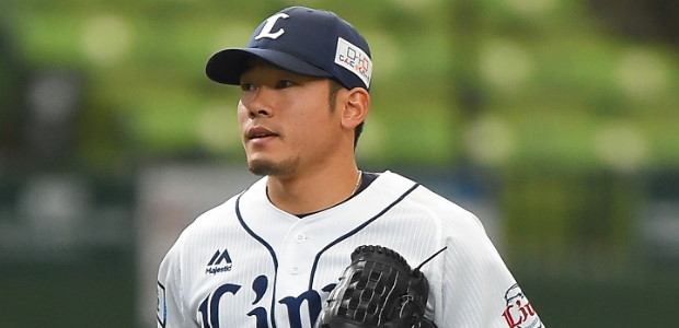 田村伊知郎 埼玉西武ライオンズ 投手