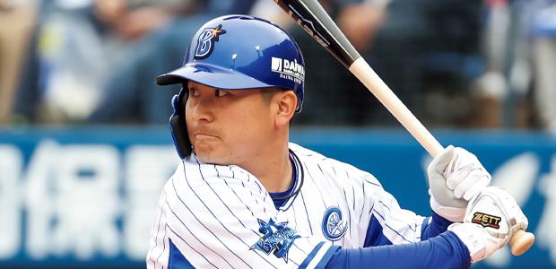 佐野恵太 横浜DeNAベイスターズ 内野手