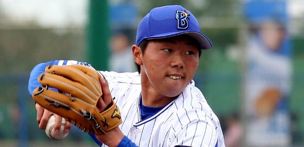 狩野行寿 横浜DeNAベイスターズ 内野手