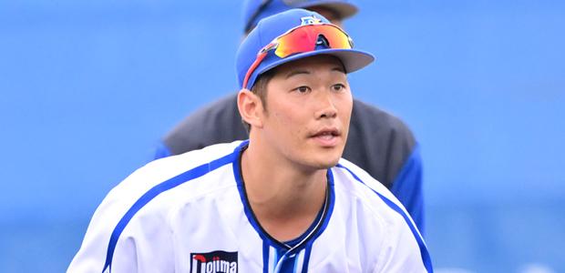 京田陽太 中日ドラゴンズ 内野手