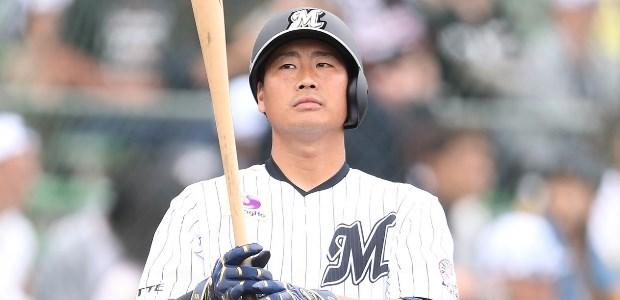 松田進 千葉ロッテマリーンズ 内野手