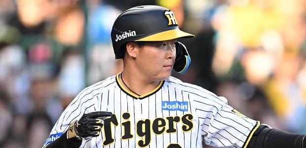 大山悠輔 阪神タイガース 内野手