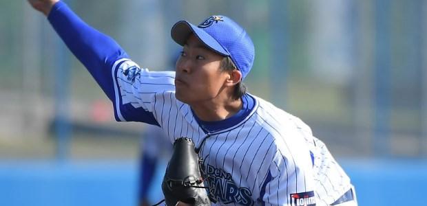笠井崇正 横浜DeNAベイスターズ 投手