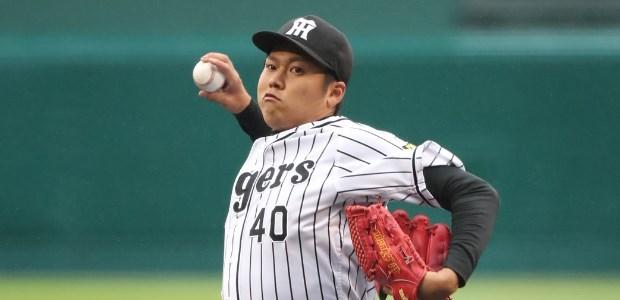 福永春吾 阪神タイガース 投手