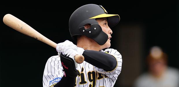 木浪聖也 阪神タイガース 内野手