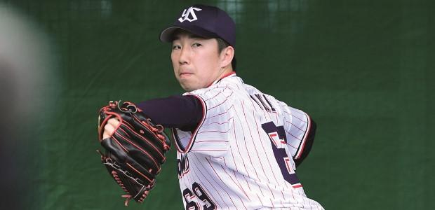 今野龍太 東京ヤクルトスワローズ 投手