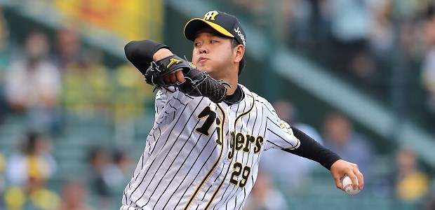 高橋遥人 阪神タイガース 投手