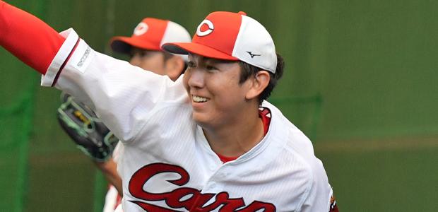ケムナ誠 広島東洋カープ 投手