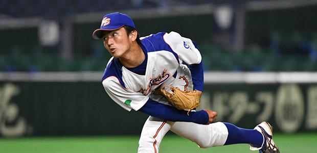 堀誠 NTT東日本 投手