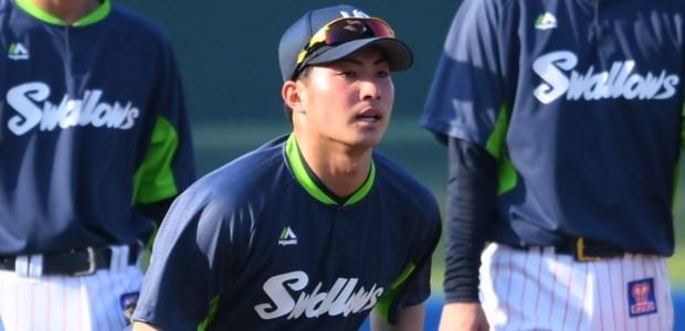 吉田大成 東京ヤクルトスワローズ 内野手