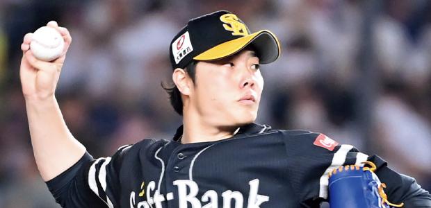 松本裕樹 福岡ソフトバンクホークス 投手