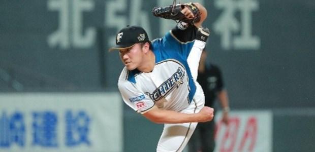 立田将太 北海道日本ハムファイターズ 投手