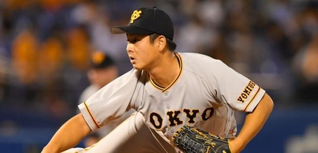 谷岡竜平 読売ジャイアンツ 投手