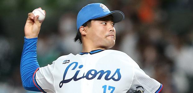 松本航 埼玉西武ライオンズ 投手