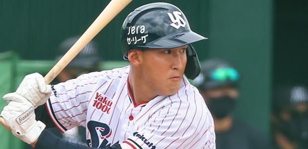 中山翔太 東京ヤクルトスワローズ 外野手