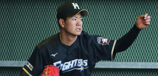 福田俊 北海道日本ハムファイターズ 投手