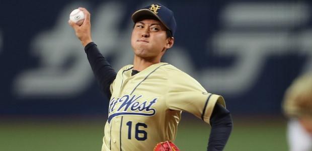 大江克哉 NTT西日本 投手